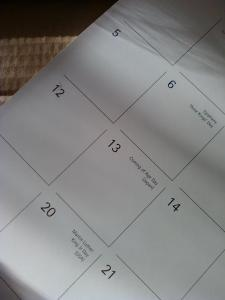 notable dates